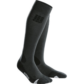 cep Pro+ Merino Outdoor Socks Men grey/black